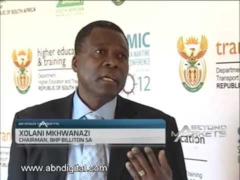 South Africa's Maritime and Mining Sector Link with Xolani Mkhwanazi