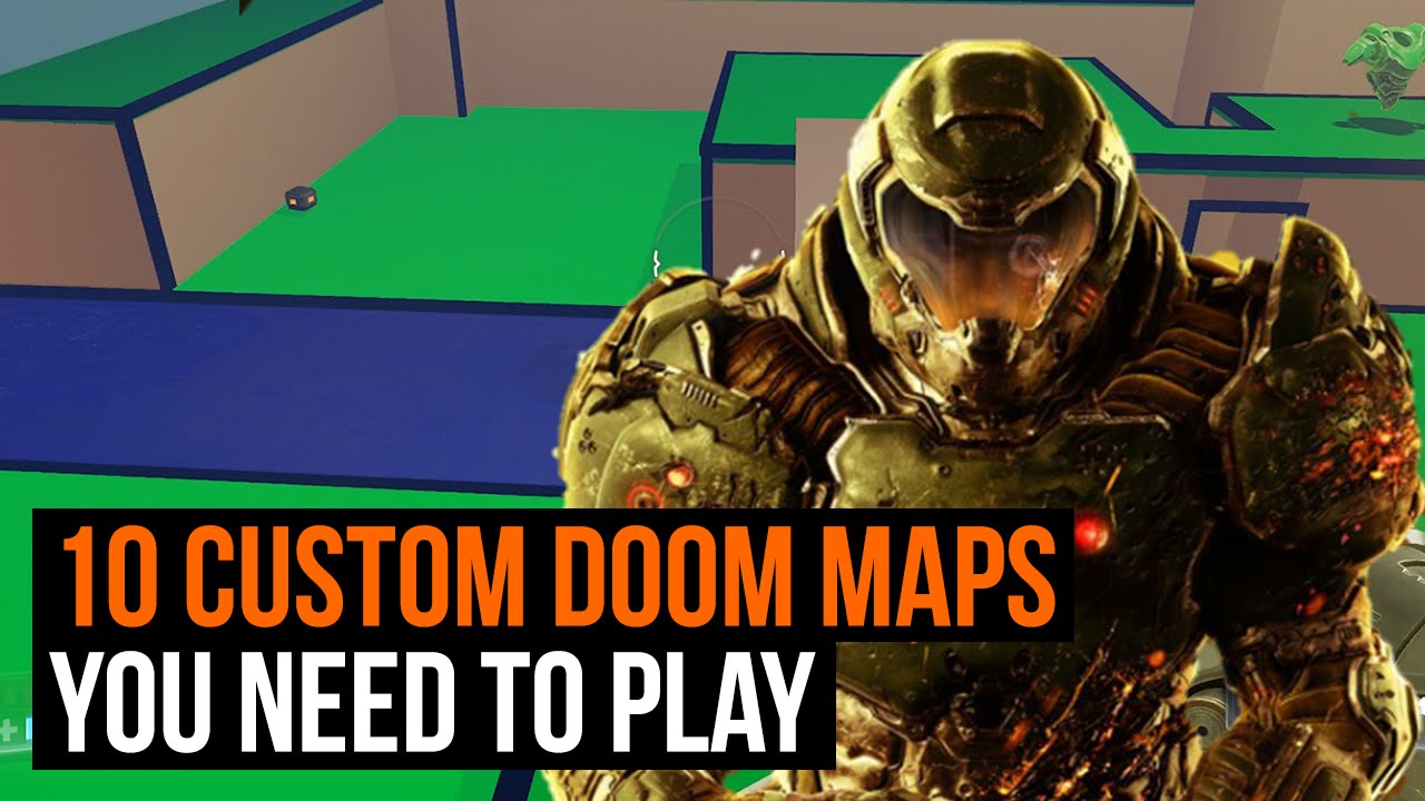 10 amazing Doom SnapMaps you should play now | GamesRadar+