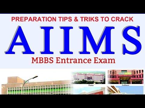 Preparation Tips & Tricks to Crack AIIMS MBBS Entrance Exam