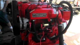 Generator running