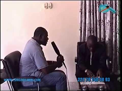 PASTEUR ALPHA MASANGA LELO : EGLISE LE ROCHE  AU SENEGAL