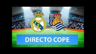 (SOLO AUDIO) Directo del Real Madrid 1-1 Real Sociead en Tiempo de Juego COPE