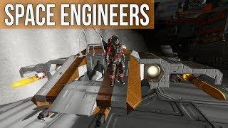 Space Engineers -  Flight Operations Online Ep 36