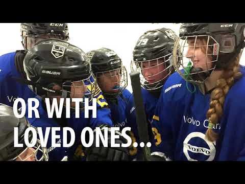 Volvo Cars of Santa Monica, Proud Sponsor of Local High School Ice Hockey