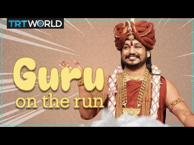 'Scandal Guru' starting a new country?