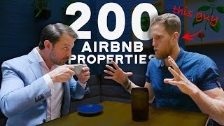 Gambar cover Meet The Man With Over 200 Airbnb Listings -  LifeAFAR Episode  1