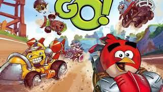 Angry Birds Go High Races  Theme