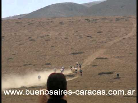 Start motorcycles special stage rally Dakar copiapo 2011.mpg Travel Video