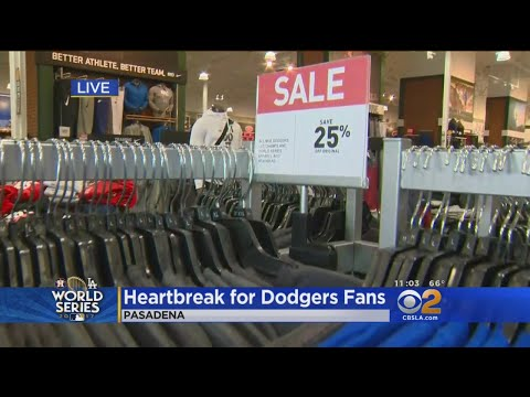 Dodger Fans Mourn, But Look Toward Next Year