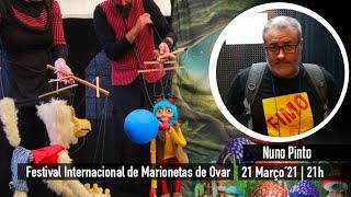 à conversa com... Nuno Pinto | FIMO