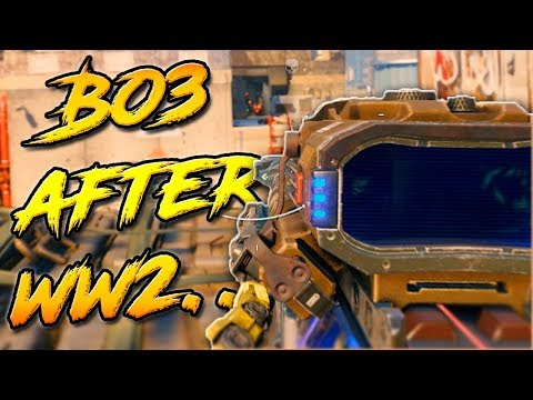 BO3 AFTER a MONTH of WW2 (COD BLACK OPS 3)
