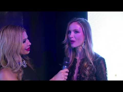 Arab Fashion week-2017 Interview with Georgina Chapman, Marchesa