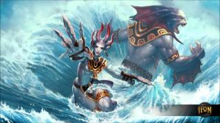 Heroes of Newerth Riptide Featuring the voice of Shiromi Arserio