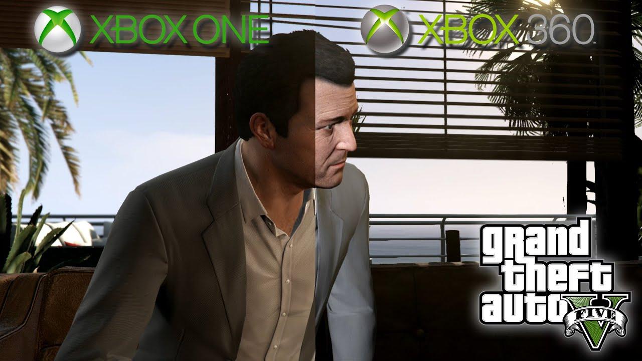 GTA 5 Graphics Comparison: Xbox One vs Xbox 360 (2015 ... Xbox 360 Vs Ps3 Graphics Gta 5