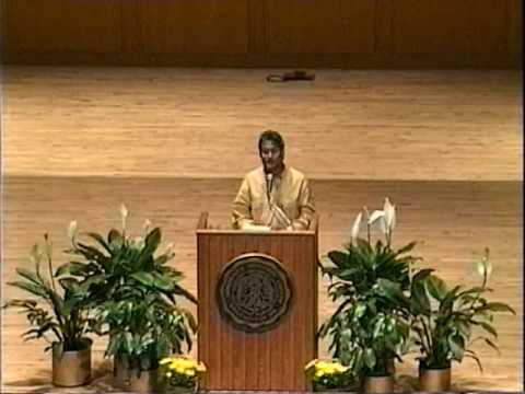 April 10, 2000 - Olympic Gold Medalist Greg Louganis Speaks at DePauw University (Complete)