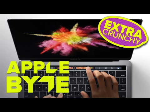 Apple's working on its own chip for the MacBook Pro (Apple Byte Extra Crunchy, Ep. 70)