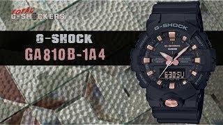 Casio G-SHOCK GA810B-1A4 Analog-Digital | Top 10 Things Watch Review
