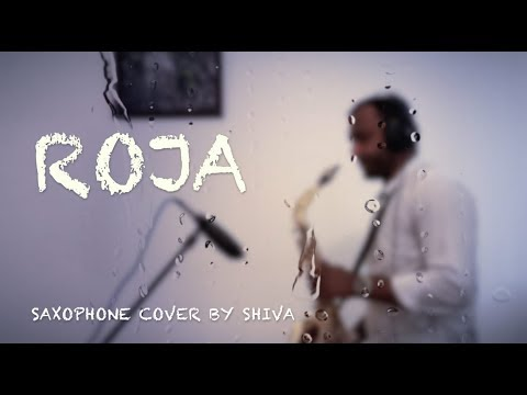 Roja Saxophone Cover