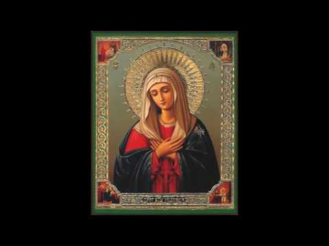 Russian Orthodox Chant - My Soul Magnifies the Lord