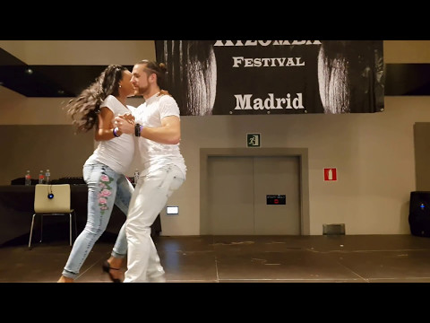 Isabelle & Félicien @ Feeling Kizomba Festival 2017