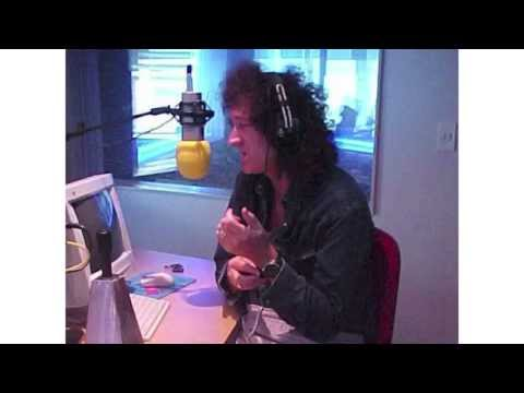 Brian May Cape Town Radio Kfm 94.5 South Africa 5 March 2003