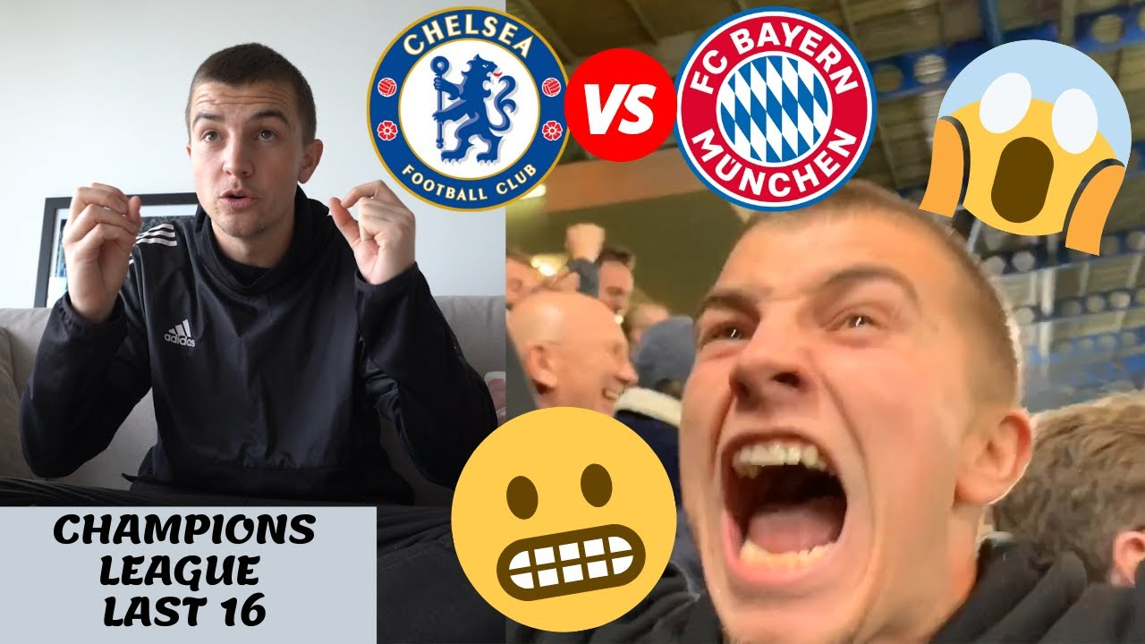 Confirmed Teams: Chelsea vs Bayern Munich | Champions League