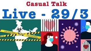 Lockdown Live | Tamil Pokkisham | Vicky | TP