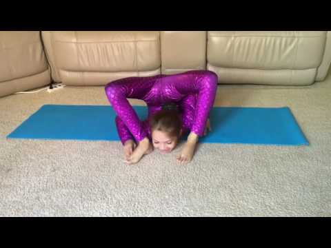 Emerald Gordon Wulf Contortion