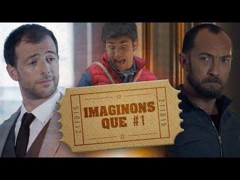 Vidéo IMAGINONS QUE #1Comédien et voix off du programme