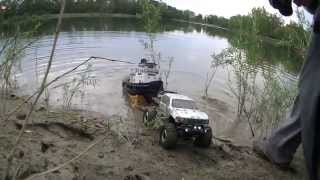 RC ATHLETES - RC Fishing Team - Return to Carburn Park