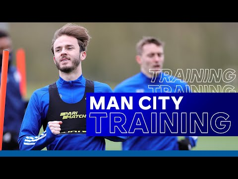 Pre-Manchester City Training For The Foxes | Leicester City vs. Manchester City | 2020/21