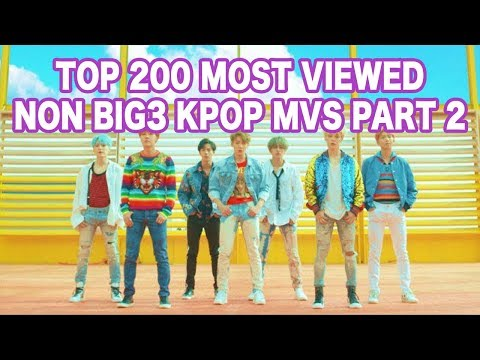 TOP 200 MOST VIEWED MVS FROM COMPANIES NOT IN THE BIG3 (PART 2)