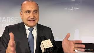 """Jacques de Peretti - Axa : """" Les points de vue entre la compagnie et les agents se sont rapprochés"""""""