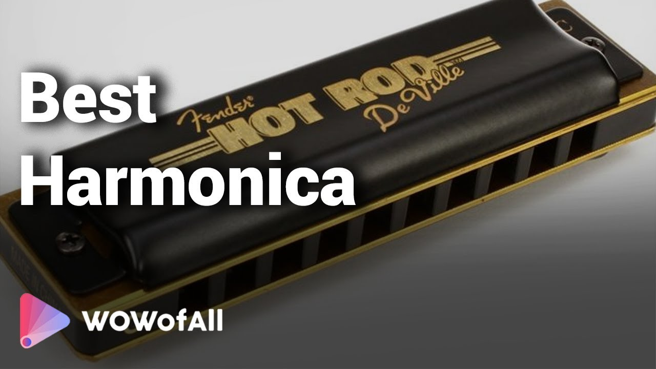0a1761ae274 10 Best Harmonica In India 2018 With Price - YouTube