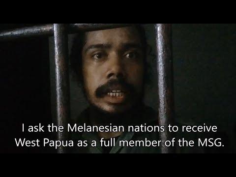 Yanto Awerkion calls for West Papua's full MSG membership