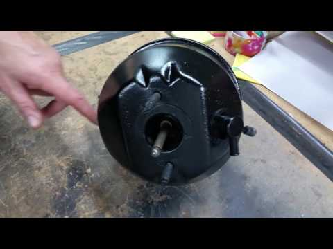 MUSTANG, SHELBY BRAKE BOOSTER FOR SALE(1967-1969) REBUILDING