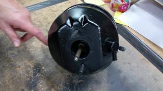 MUSTANG, SHELBY BRAKE BOOSTER FOR SALE(1967-1969) REBUILDING by TheRamManINC.com