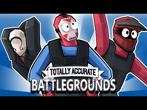 MORE DERPY BATTLE ROYALE ACTION! - Totally Accurate Battlegrounds