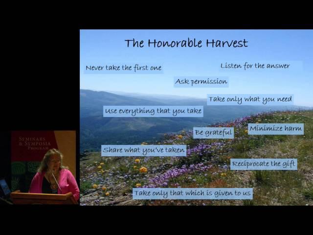 Living Earth Symposium 3 - Robin Kimmerer