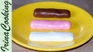 Сахарная Помадка (ПОМАДА) Универсальное Кондитерское Покрытие ○ Ирина Кукинг