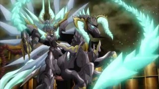 Cardfight Vanguard G Chrono VS Kanzaki Part 1