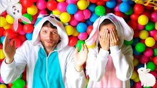 Peekaboo Song   Kids pretend play   Hide and seek with white rabbit   Kids Songs by Olivia Kids Tube