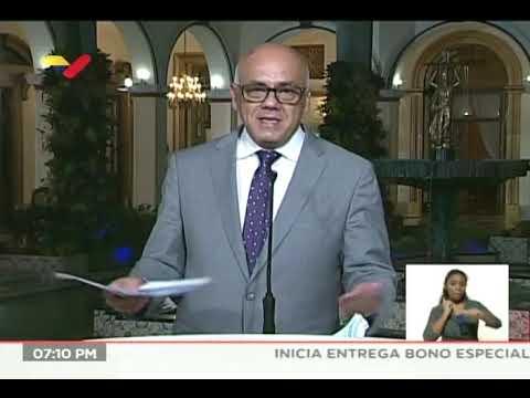 Reporte Coronavirus Venezuela, 01/04/2020: Jorge Rodríguez informa 1 nuevo caso, 144 en total