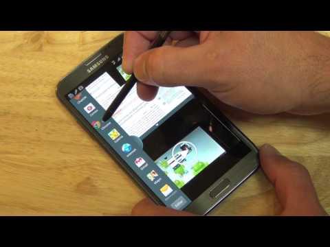 Unboxing Samsung Galaxy Note II - Primeras impresiones