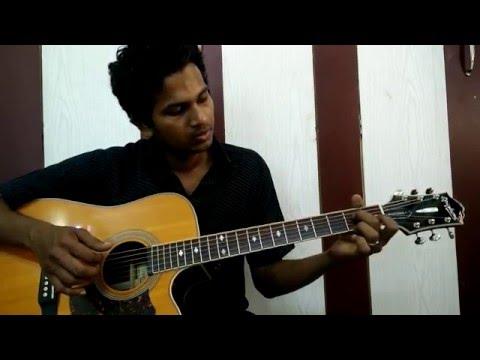 How to play Aararoo/Lalijoo | 24 | Arr | Isaac Thayil | keba | Guitar Tutorial |