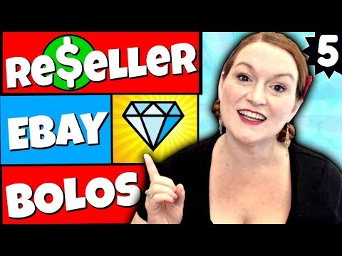 What To Sell On Ebay 2018 - Ebay Bolo 2018 - ILOT & Jewelry Sales - Reselling & Thrifting