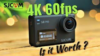 SJCAM SJ8 PRO with full Accessories - Best Budget Action Camera Under 17K Part -1