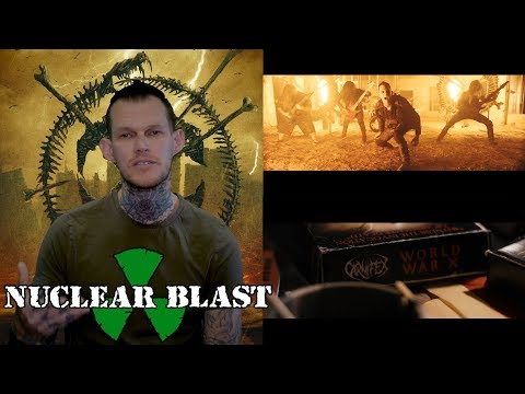 """CARNIFEX - About The Title Track """"World War X"""" (OFFICIAL INTERVIEW)"""