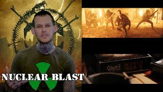CARNIFEX - About The Title Track World War X OFFICIAL INTERVIEW