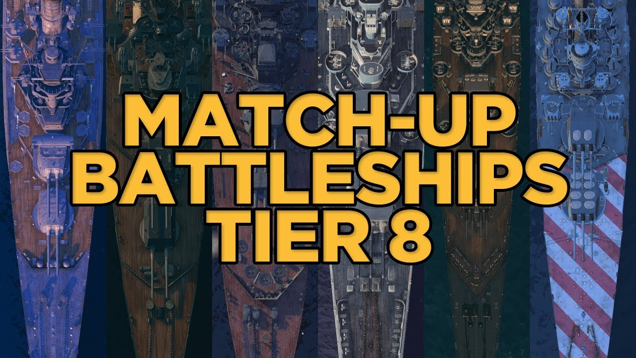 Tier 6 matchmaking